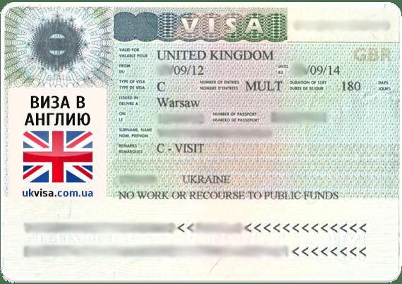 Получаем визу в Великобританию