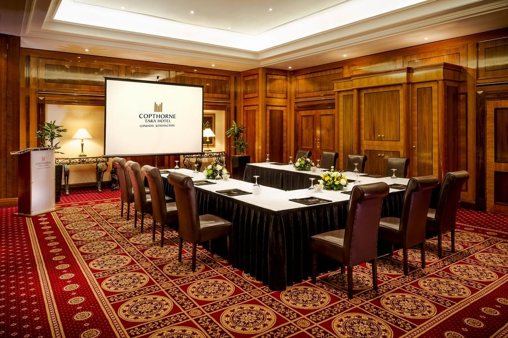 картинка Copthorne Tara Hotel London Kensington conference-hall