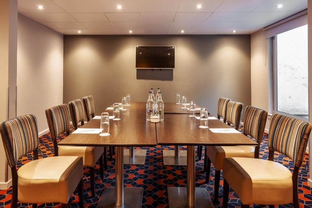 картинка Holiday Inn Express City Ctr Theatreland Glasgow conference hall