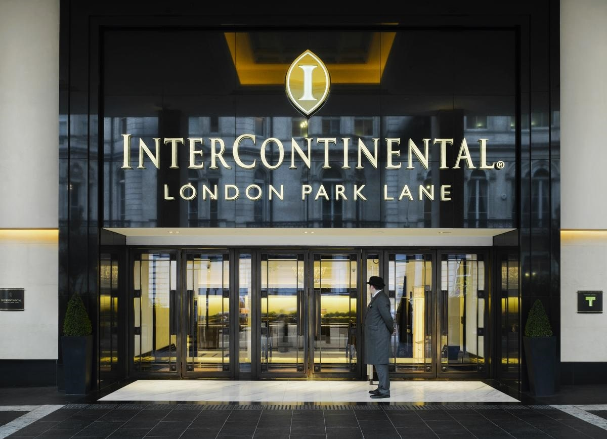 картинка InterContinental London Park Lane 5*