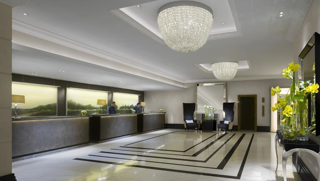 картинка InterContinental London Park Lane reception