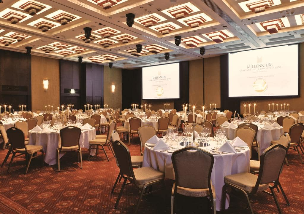 картинка Millennium Gloucester Hotel London banqueting-hall