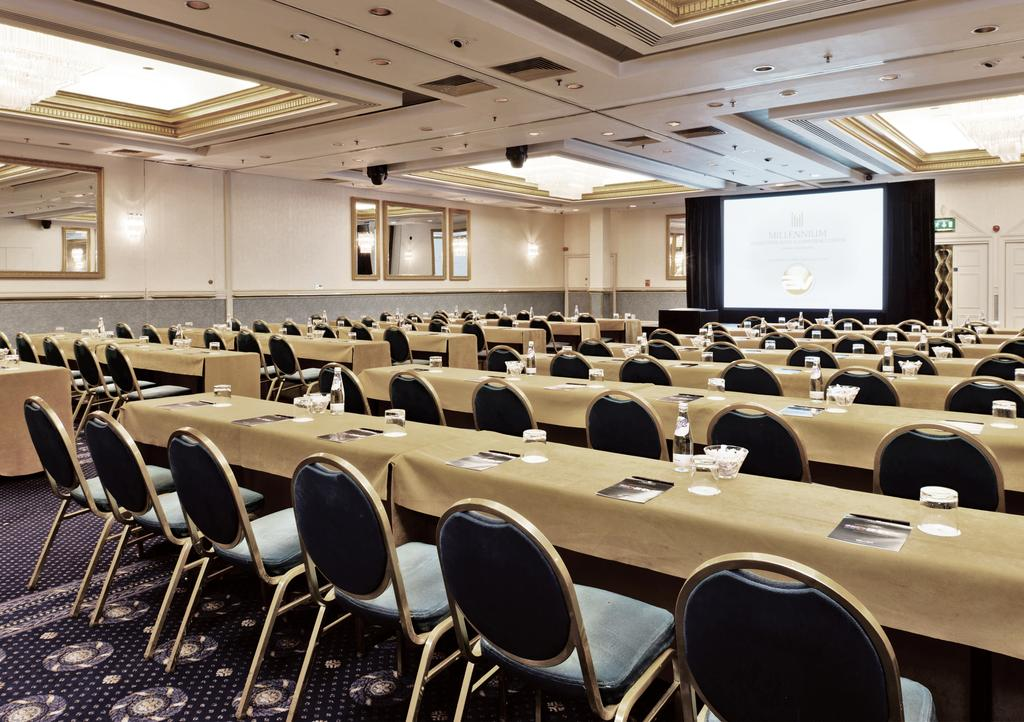 картинка Millennium Gloucester Hotel London conference-hall