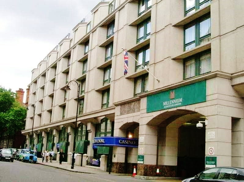 картинка Millennium Gloucester Hotel 4* London