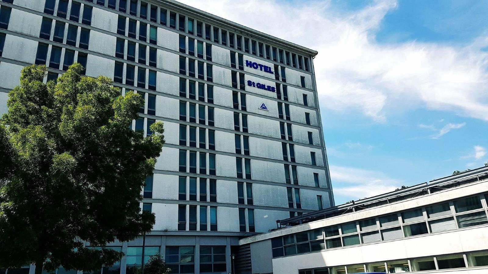 фото St Giles Heathrow 3* Feltham