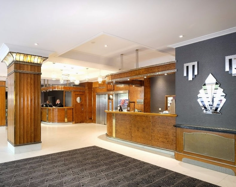 фото Tavistock London reception