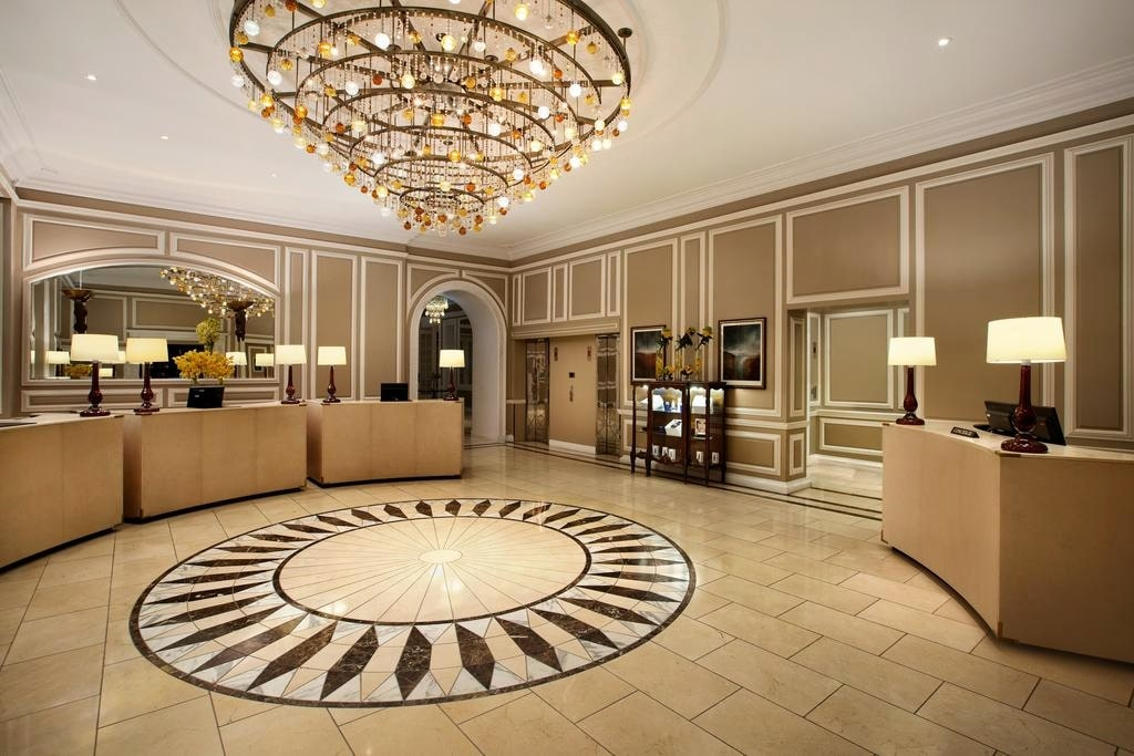 картинка Waldorf Astoria Edinburgh – The Caledonian reception