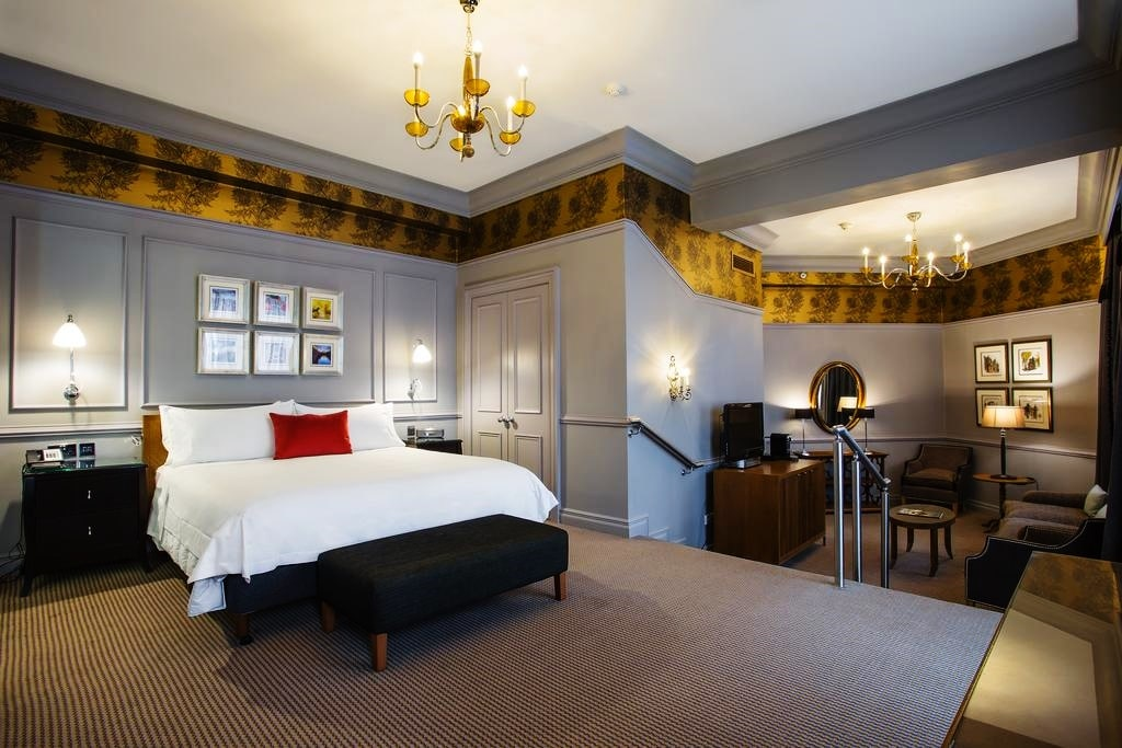 картинка Waldorf Astoria Edinburgh – The Caledonian room